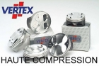 KIT PISTON VERTEX PRO FORGE HC 250 KXF 2004 à 2005