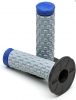 PRO TAPER PILLOW TOP GRIP  NOIR / GRIS / BLEU