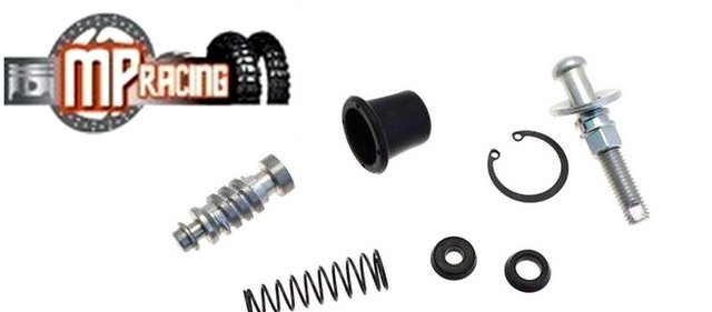 mp racing tourmax kit reparation maitre cylindre de frein arriere 125 250 80 85 yz. Black Bedroom Furniture Sets. Home Design Ideas