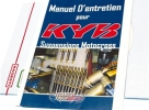 MANUEL DE MAINTENANCE DES SUSPENSIONS KAYABA