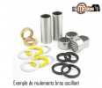 KIT ROULEMENTS DE BRAS OSCILLANT 125+250 KX 1999-2009