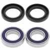 KIT ROULEMENTS ROUE AVANT  125+250 YZ 1996-1997