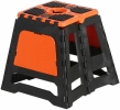 TREPIED PLIABLE POLISPORT ORANGE + NOIR